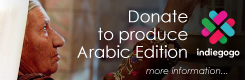 Donate us to produce Arabic edition